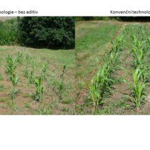 naše pokusné plochy u Výzkumného ústavu meliorací a ochrany půdy (VUMOP)